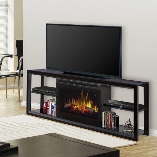 SAP5L-Novara Media Console-Log Set-Black
