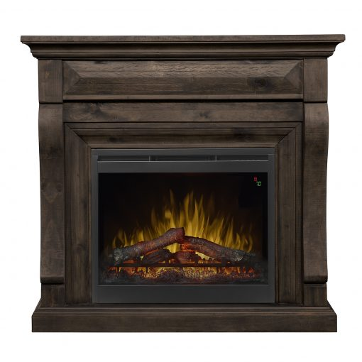 Samuel Mantel Electric Fireplace-1