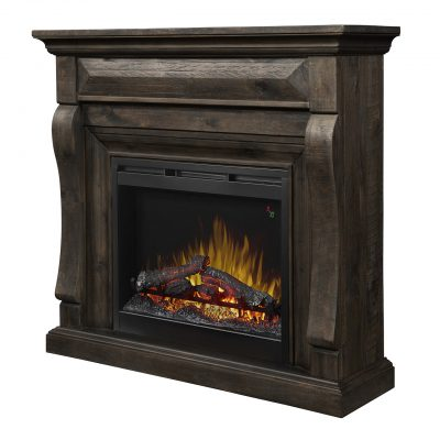 Samuel Mantel Electric Fireplace