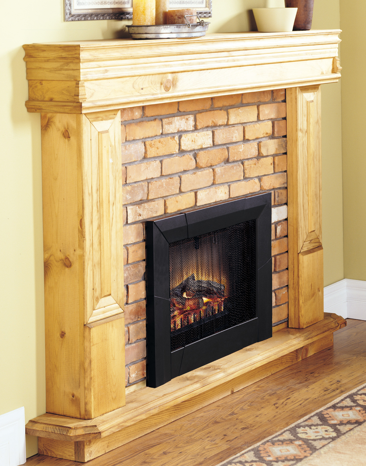 Dimplex Standard 23 Quot Log Set Electric Fireplace Insert