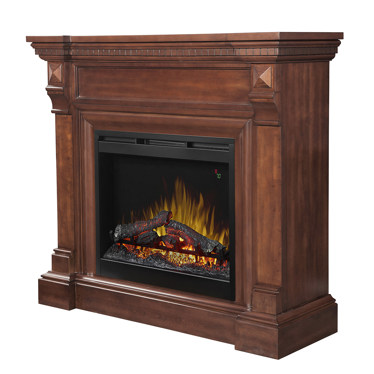 William Electric Fireplace Mantel