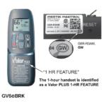 1-Hour Shut Down Handset (RF24I engine only)