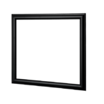 4-Sided Contour Trim - Black
