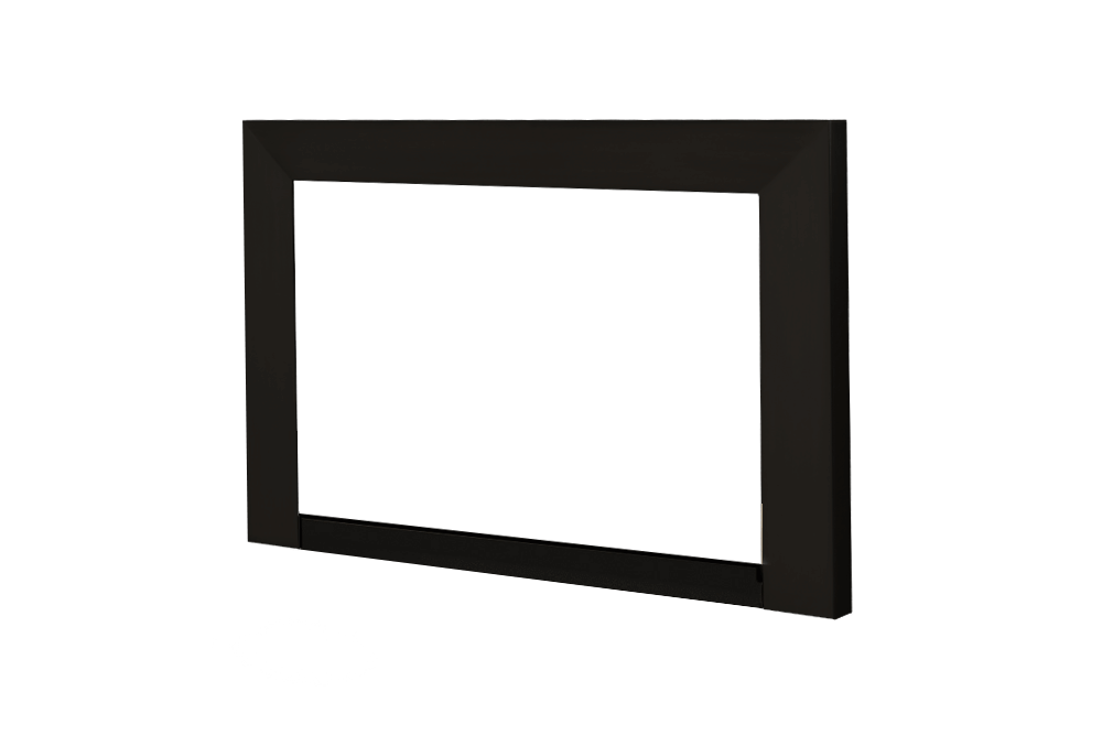 valor legend g3 insert series gas fireplace toronto best 16169 | 4 sided square picture frame trim kit black