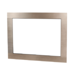 4 4-Sided Front - Brushed Nickel (32 ½h x 41 ½w)