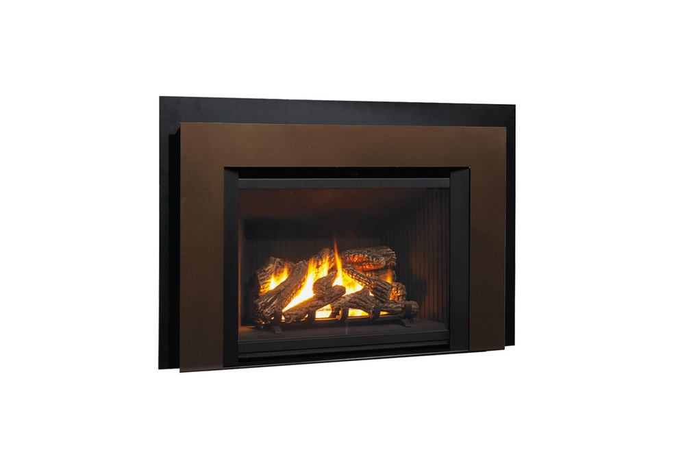 780 Logs, Floating Trim Kit in Bronze and Backing Plate