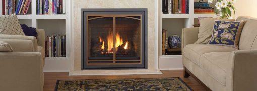 Bellavista B36XTE Gas Fireplace-1