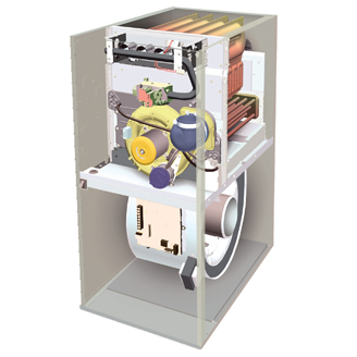 Comfort 95 Gas Furnace 59sc5 Toronto Best Carrier Prices