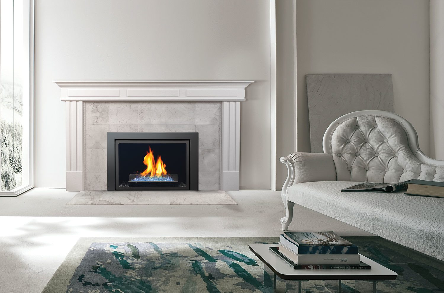 Marquis Capella Series 26 Direct Vent Gas Fireplace