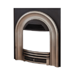 Classic Arch Front - Brushed Nickel
