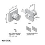 Co-Linear Side Wall Kit