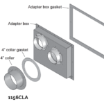 Co-linear Adapter Kit