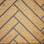 Herringbone Decorative Brick Panels