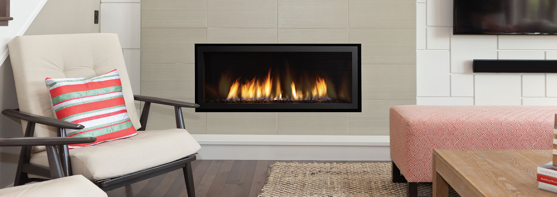 Regency Horizon Hz40e Contemporary Gas Fireplace Toronto