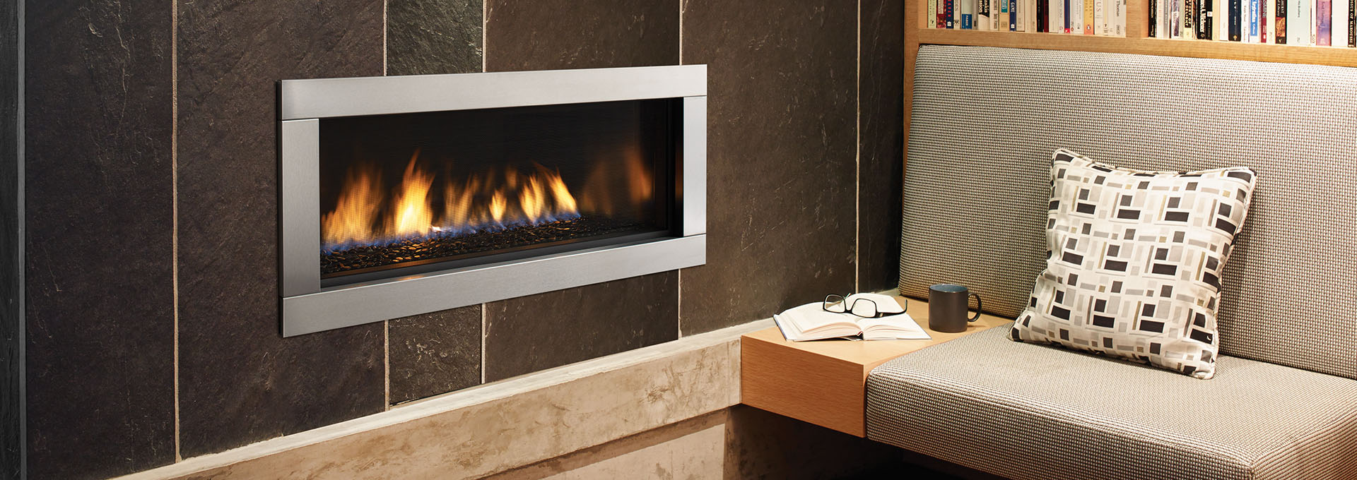 Regency horizon hz30e contemporary gas fireplace toronto for Modern gas fireplace price
