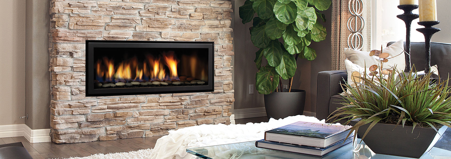 Regency horizon hz40e contemporary gas fireplace toronto for Modern gas fireplace price