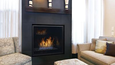 Regency horizon hz965e contemporary gas fireplace for Modern gas fireplace price