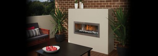 Horizon HZO42 Outdoor Gas Fireplace-1