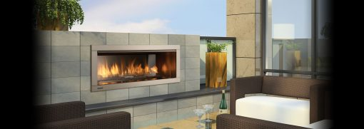 Horizon HZO42 Outdoor Gas Fireplace-2