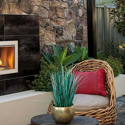 Horizon HZO42 Outdoor Gas Fireplace