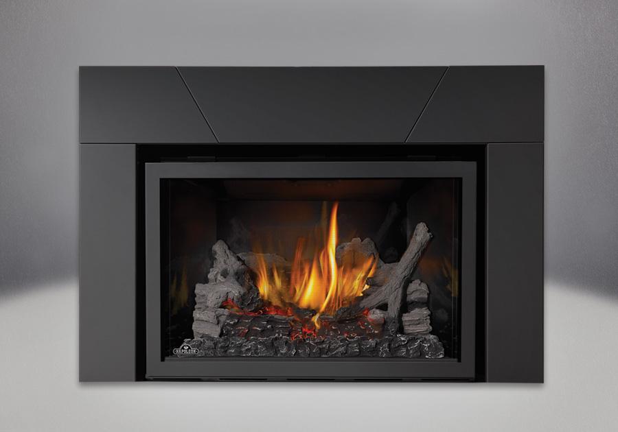 Napoleon Infrared X3 Gas Fireplace Insert Best Toronto