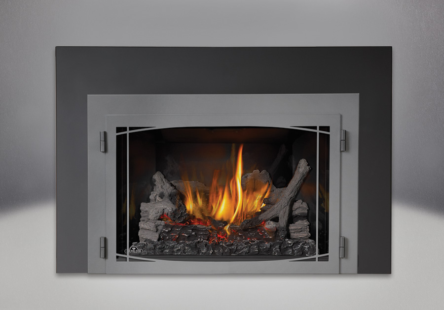 Napoleon Infrared X3 Gas Fireplace Insert Best Toronto
