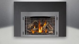 Napoleon Infrared X4 Gas Fireplace Insert Best Toronto Price