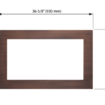 Inner Bezel Surround - Copper