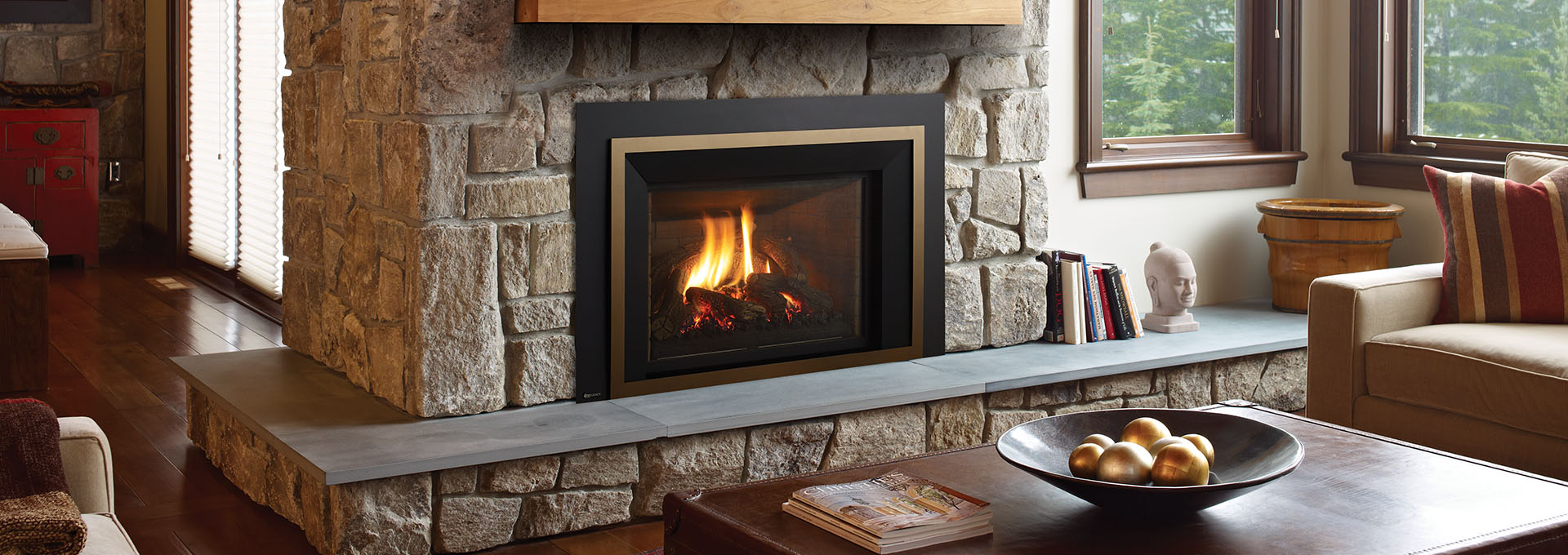 Regency Liberty Lri6e Gas Insert Toronto Best Fireplace