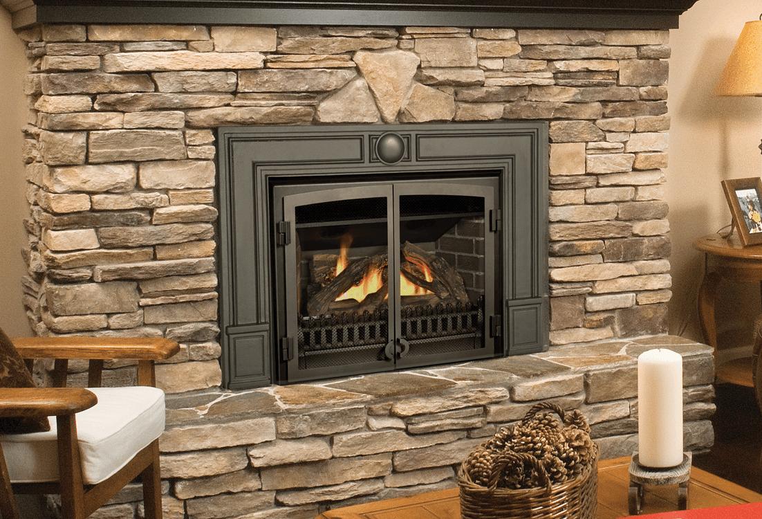 Valor Legend G3 Insert Series Gas Fireplace Toronto Best