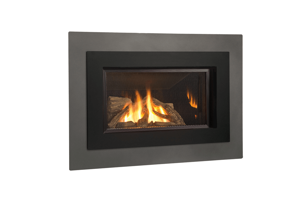 Logs, Outer Landscape Surround and Black Inner Bezel