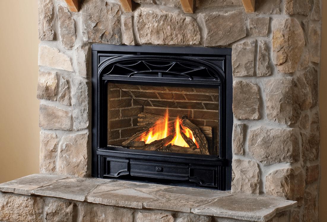 Valor Horizon Series Gas Fireplace 534jn Jp Zero Clearance