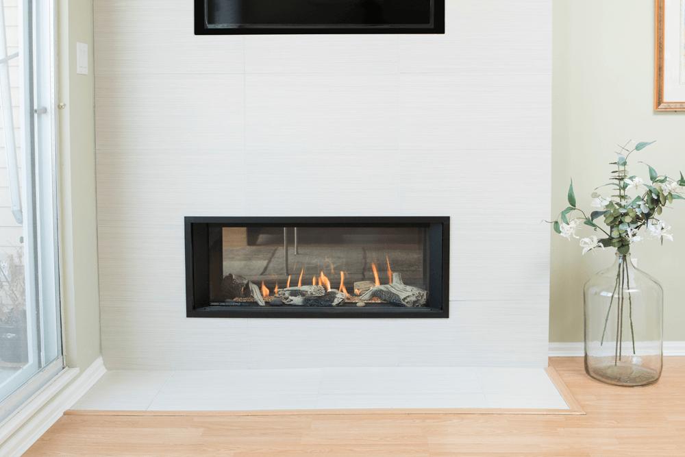 Fabulous Valor L1 2 Sided Linear Series Gas Fireplace 1600Jn Jp Beutiful Home Inspiration Truamahrainfo