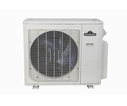 Napoleon Multi Zone Nmzo B Ductless Heat Pump Toronto
