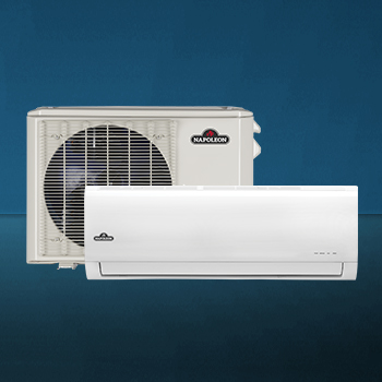 Napoleon Nc15 B Ductless Air Conditioner Toronto Best