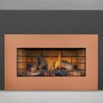 PHAZER® Logs, Decorative Sandstone Brick Panels, Deluxe Flashing Kit in 9