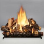 PHAZER® Oak Log Set