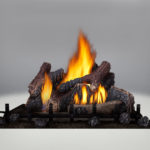PHAZER® log set and embers