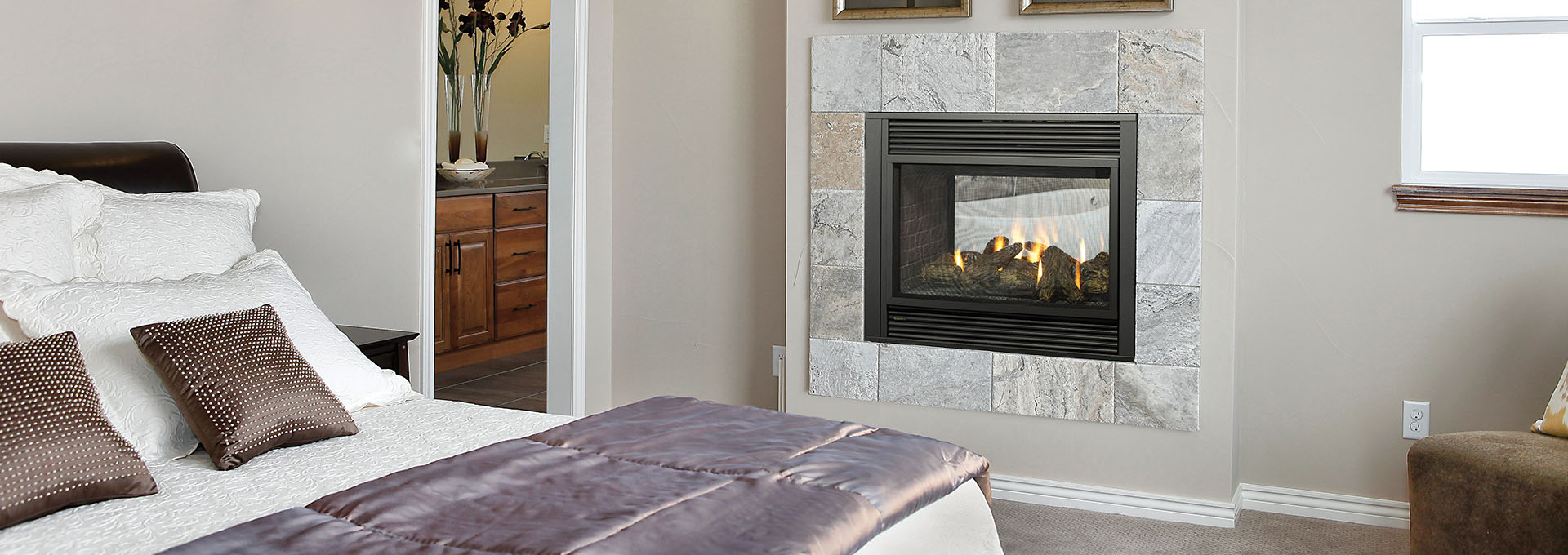 Panorama P121 Gas Fireplace