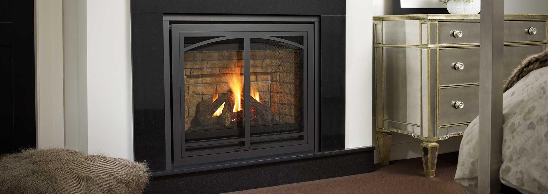 Panorama P33 Gas Fireplace-1
