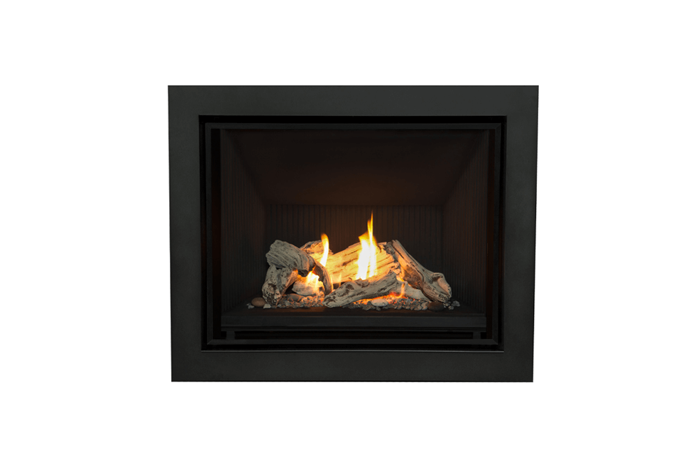 Valor H6 Series Gas Fireplace 1400jn Jp Zero Clearance