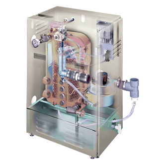 Performance 90 Gas-Fired Boiler