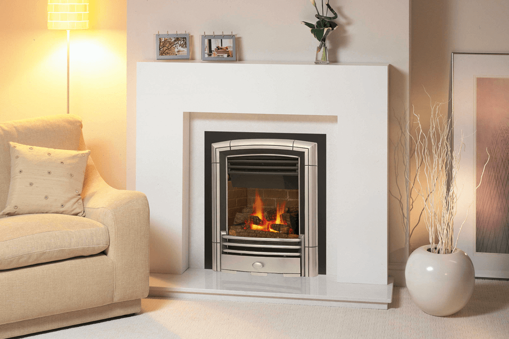 Valor Portrait Bolero Gas Fireplace - 541BPC | Zero-Clearance