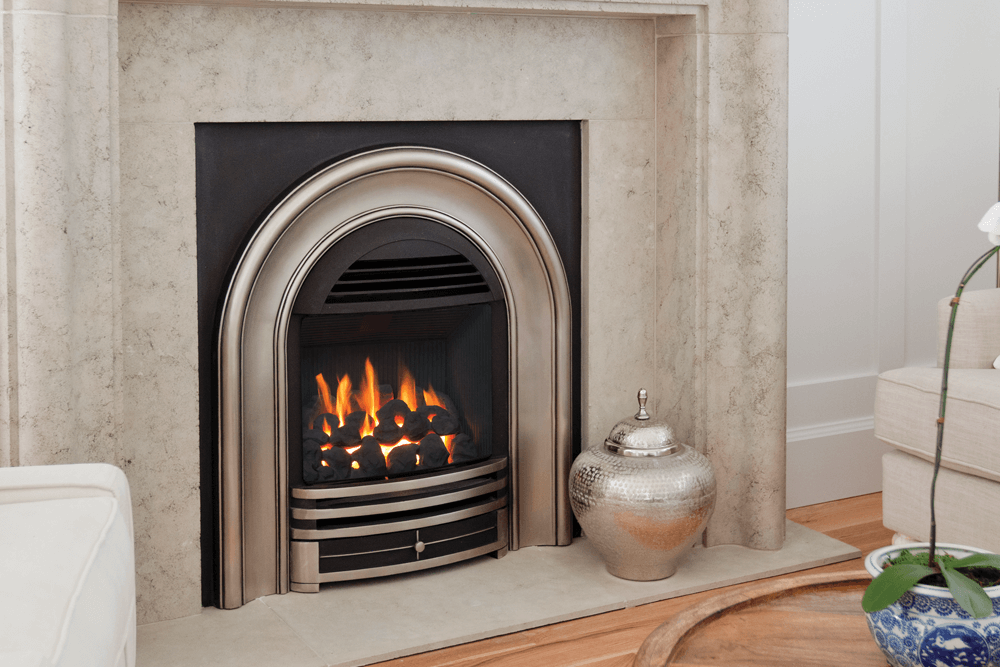Valor Portrait Classic Arch Gas Fireplace - 550CPAv2 ...