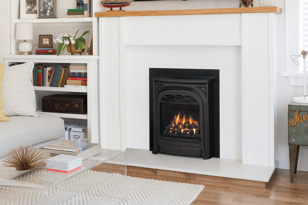 Valor Portrait President Gas Fireplace 536cxb Zero