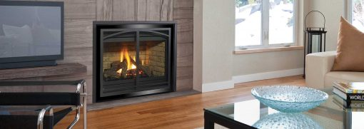 Regency Panorama P36D Traditional Gas Fireplace