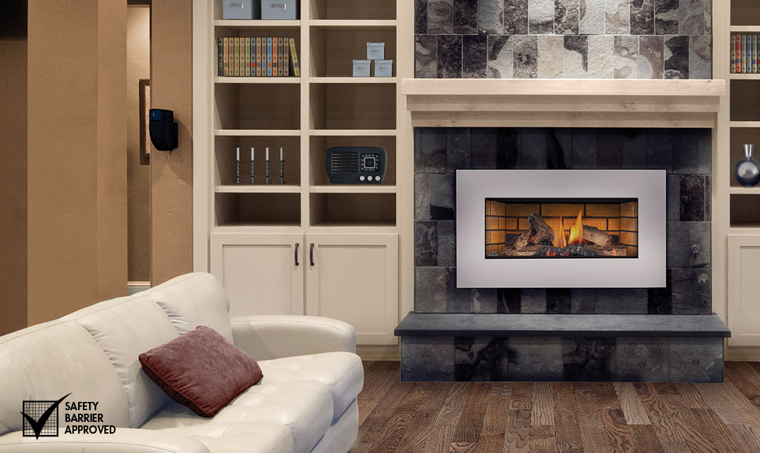 gas infrared best insert fireplace napoleon price product toronto