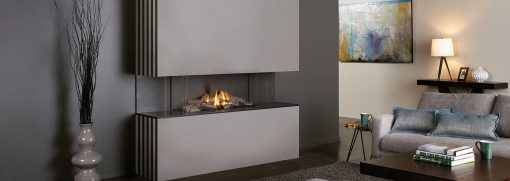 San Francisco Bay 40 Gas Fireplace-1