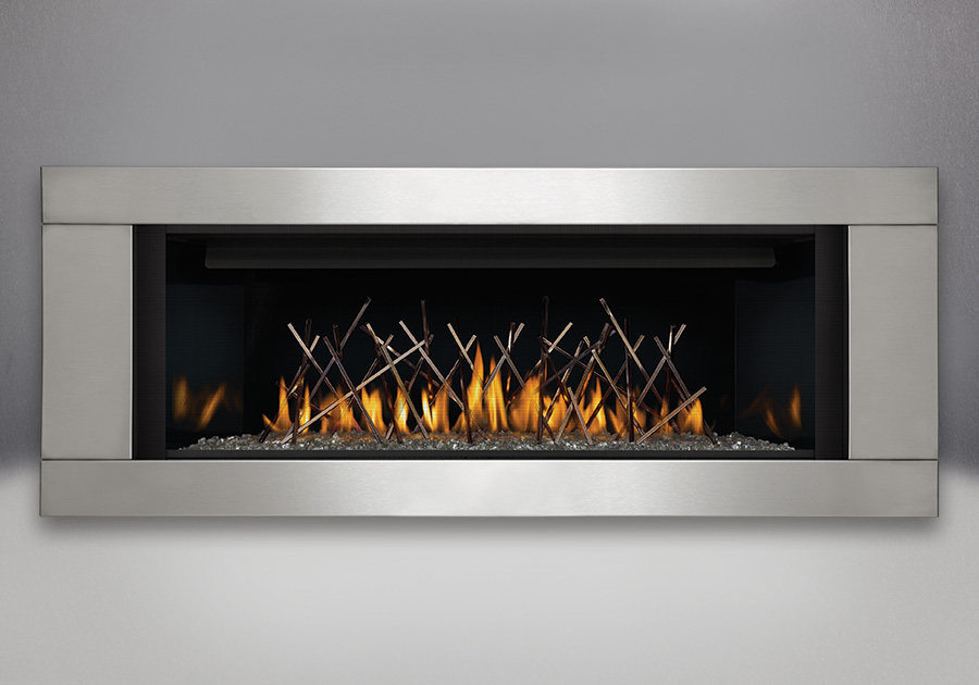 wall on gas designs pinterest ideas fireplace best contemporary linear
