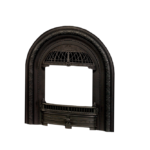 Windsor Arch Insert Front - Black